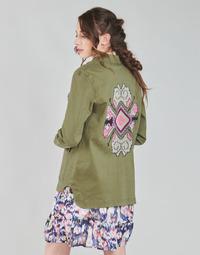 Textil Ženy Saka / Blejzry Only ONLAUDREY Khaki