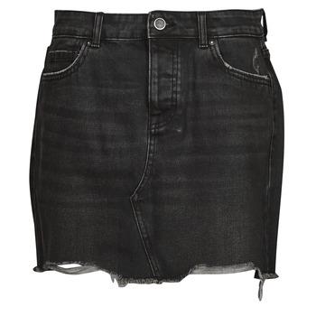 Textil Ženy Sukně Only ONLSKY Černá