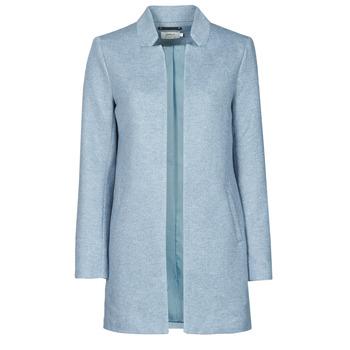 Textil Ženy Kabáty Only ONLSOHO Modrá