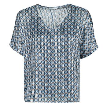 Textil Ženy Halenky / Blůzy Only ONLMADDI Tmavě modrá