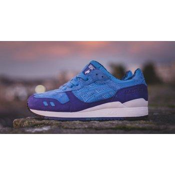 Boty Nízké tenisky Asics Gel Lyte 3 Solstice Mid Blue/Mid Blue
