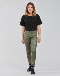 Textil Ženy Cargo trousers  G-Star Raw HIGH G-SHAPE CARGO SKINNY PANT WMN Khaki