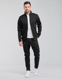 Textil Muži Cargo trousers  G-Star Raw ZIP PKT 3D SKINNY CARGO Černá