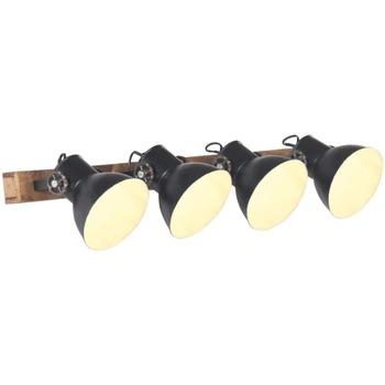 Bydlení Nástěnná světla VidaXL Nástěnná lampa Noir