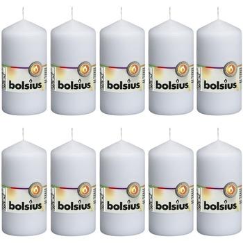 Bydlení Svíčky, difuséry Bolsius Svíčka Blanc