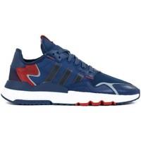 Boty Muži Nízké tenisky adidas Originals Nite Jogger Modré