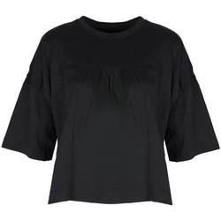 Textil Ženy Halenky / Blůzy Diesel  Černá