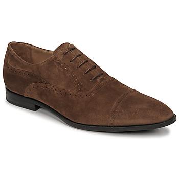 Boty Chlapecké Šněrovací polobotky  & Šněrovací společenská obuv Pellet ALEX Béžová