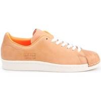 Boty Ženy Nízké tenisky adidas Originals Superstar 80S Oranžové