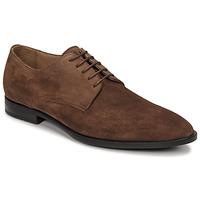 Boty Muži Šněrovací polobotky  & Šněrovací společenská obuv Pellet Alibi Béžová