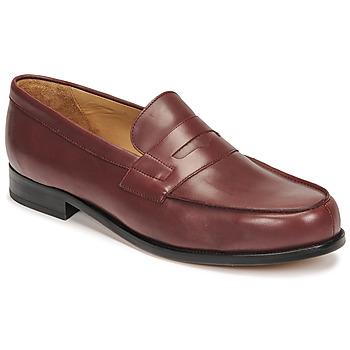 Boty Muži Mokasíny Pellet Colbert Červená