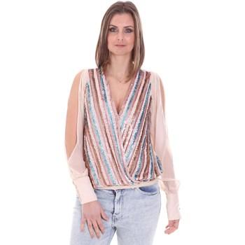 Textil Ženy Halenky / Blůzy Nenette 26BB-FLORIANA Růžový