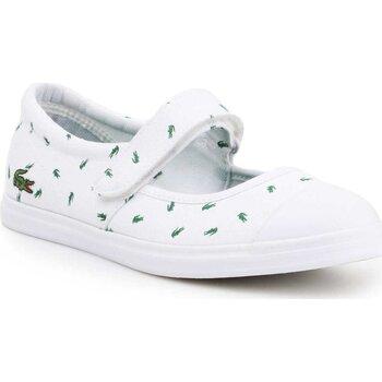 Boty Ženy Baleríny  Lacoste 7-31SPJ00361R5 white, green
