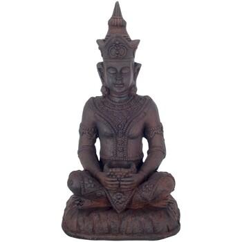Bydlení Sošky a figurky Signes Grimalt Buddha Marrón
