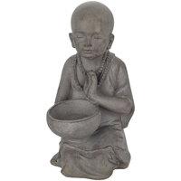 Bydlení Sošky a figurky Signes Grimalt Buddha S Malou Studnou Gris