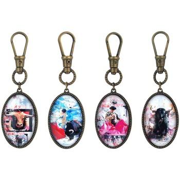 Textilní doplňky Přívěšky na klíče Signes Grimalt Klíčovým Toros Sigris V Září 4U Multicolor