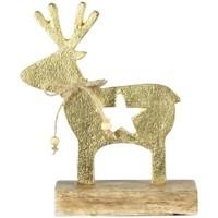 Bydlení Vánoční dekorace Signes Grimalt Sob Dorado