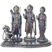 Bydlení Sošky a figurky Signes Grimalt Indická Rodina Gris