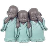 Bydlení Sošky a figurky Signes Grimalt Obrázek Buddha Verde