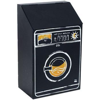 Bydlení Kufry, úložné boxy Signes Grimalt Pokladna Negro