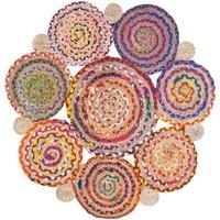 Bydlení Koberce Signes Grimalt Koberec Multicolor