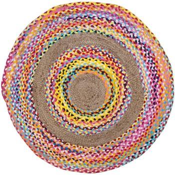 Bydlení Koberce Signes Grimalt Kulatý Koberec Multicolor
