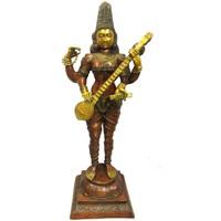 Bydlení Sošky a figurky Signes Grimalt Stálý Saraswati Multicolor
