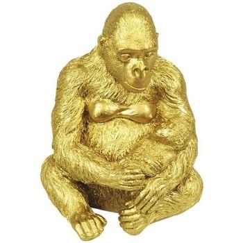 Bydlení Sošky a figurky Signes Grimalt Orangutan Dorado