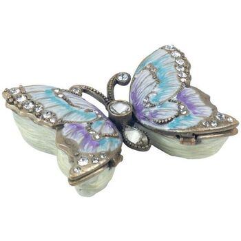Bydlení Sošky a figurky Signes Grimalt Motýl Box Multicolor