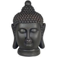 Bydlení Sošky a figurky Signes Grimalt Buddha Hlava Magnesia Negro