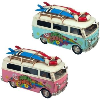 Bydlení Sošky a figurky Signes Grimalt Autobus 2 Různé Set 2U Multicolor