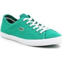 Boty Ženy Nízké tenisky Lacoste Ramer Bílé, Zelené