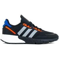 Boty Muži Nízké tenisky adidas Originals ZX 1K Boost Černé