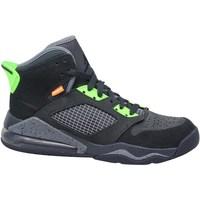 Boty Muži Basketbal Nike Jordan Mars 270 Černé, Šedé, Zelené