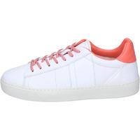 Boty Ženy Nízké tenisky Woolrich Sneakers Pelle Bianco