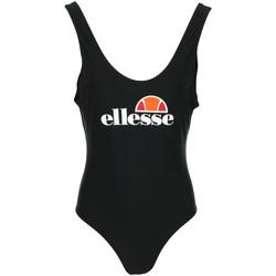 Textil Ženy jednodílné plavky Ellesse Wn's Swimwear 1P Černá