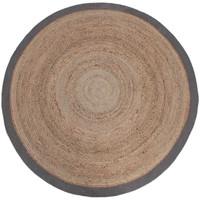 Bydlení Koberce Label51 Koberec Φ 150 cm Gris