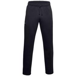 Textil Muži Teplákové kalhoty Under Armour Rival Fleece Pants Černé