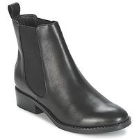 Boty Ženy Kotníkové boty Aldo CYDNEE Černá