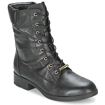 Boty Ženy Kotníkové boty Aldo KANDY Černá