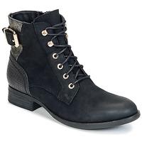 Boty Ženy Kotníkové boty Aldo SAYDDA Černá