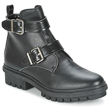 Boty Ženy Kotníkové boty Aldo ANNE Černá