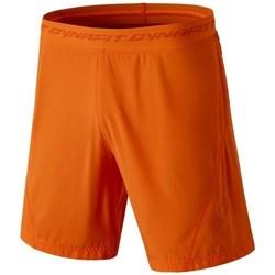 Textil Muži Tříčtvrteční kalhoty Dynafit React 2 Dst M Oranžové