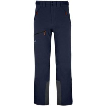 Textil Muži Teplákové kalhoty Salewa Antelao Beltovo Twr M Grafitové