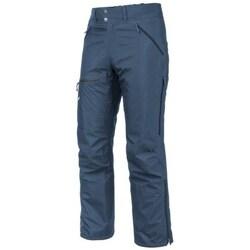 Textil Ženy Teplákové kalhoty Salewa Sesvenna WS Modré