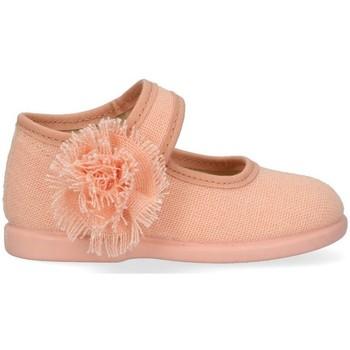 Boty Chlapecké Šněrovací polobotky  & Šněrovací společenská obuv Luna Collection 55975 Růžová