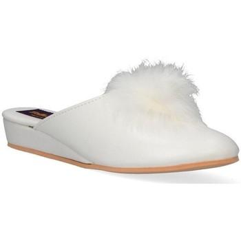 Boty Dívčí Pantofle Luna Collection 55892 Bílá