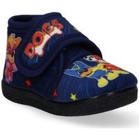 Boty Chlapecké Bačkůrky pro miminka Luna Collection 53392 Modrá