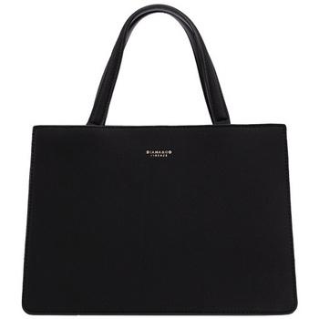 Taška Ženy Kabelky  Diana & Co Dámská kabelka do ruky černá černá