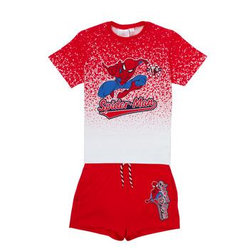 Textil Chlapecké Set TEAM HEROES  SPIDERMAN SET